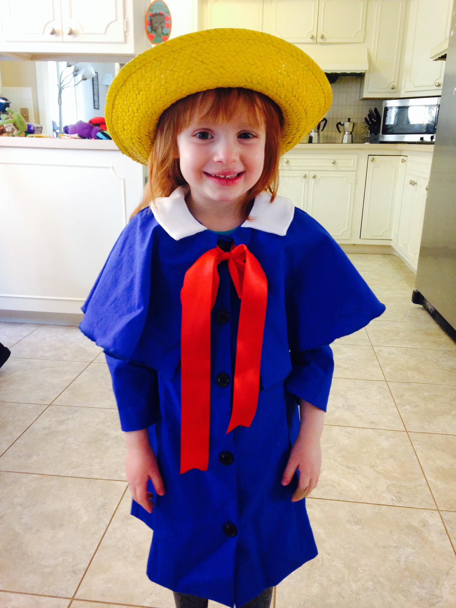 Madeline costume for adults always the